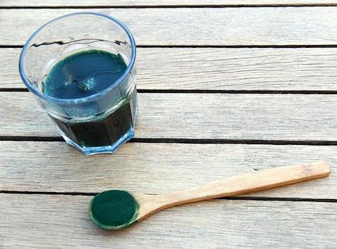 スピルリナ粉末・汁