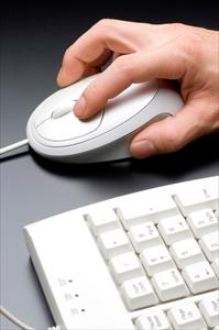 パソコン・マウス